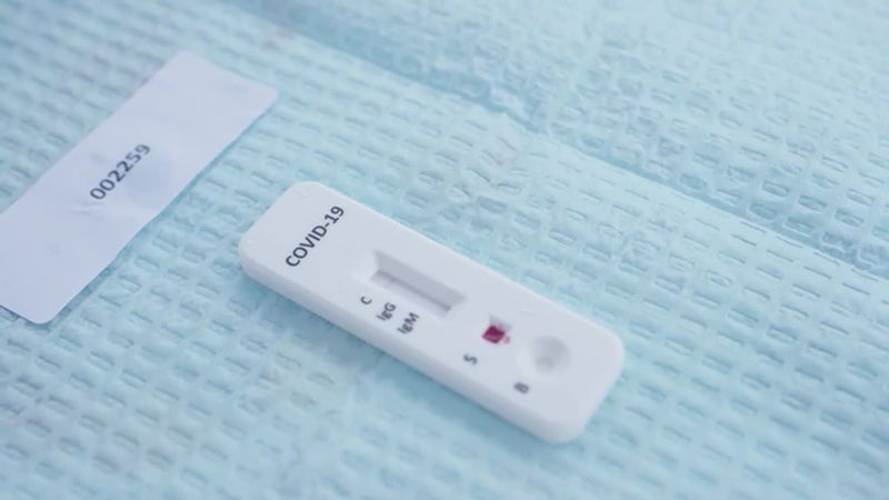 The FDA tightens restrictions on antibody tests for the coronavirus.