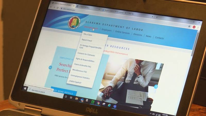 The Alabama Department of Labor plans to use new tools to speed the process along.