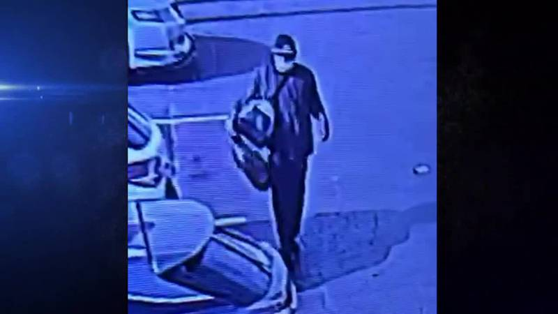 Crime Stoppers: Robbing the inside of a vehicle