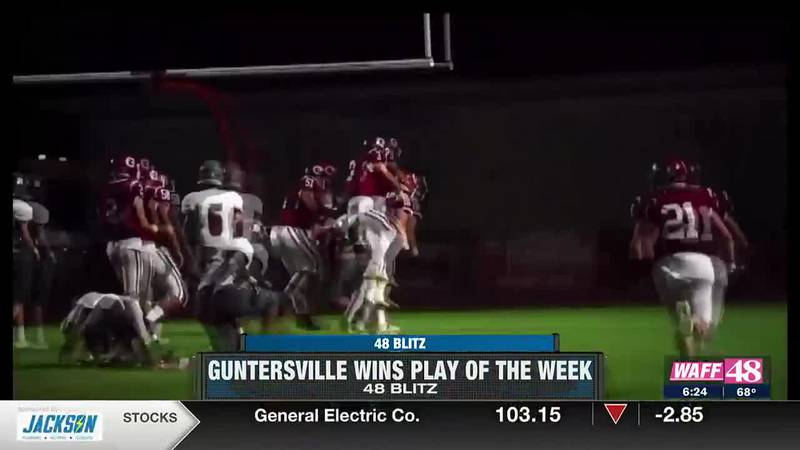 48 Blitz Week 8 Play of the Week: Guntersville Wildcats