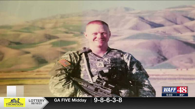 North Alabama Veteran reflects on time in the service