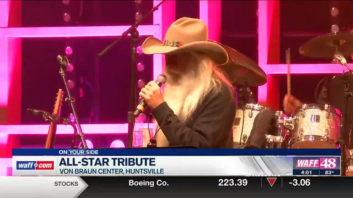 All-Star tribute at the Von Braun Center