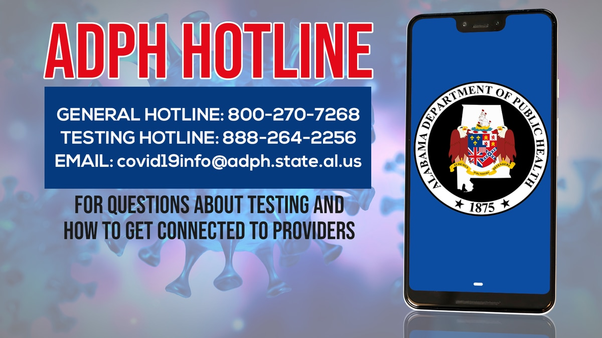 There is now a statewide general information hotline and email address to answer COVID-19...
