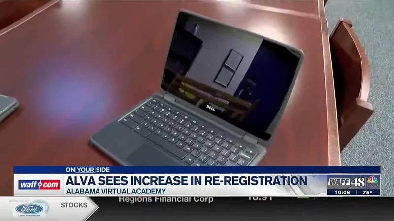 Alabama Virtual Academy sees increase in registration