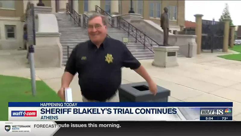Blakely trial continues in Limestone County