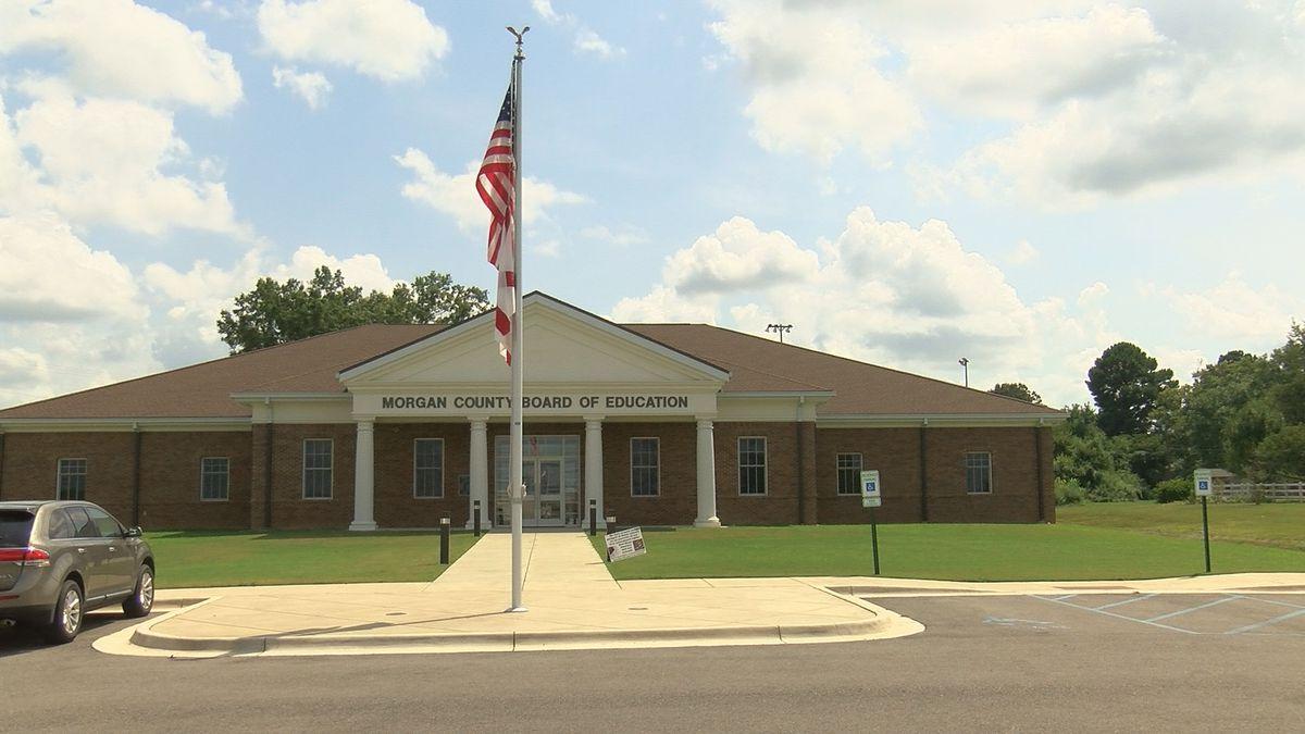 Morgan County Board of Education building