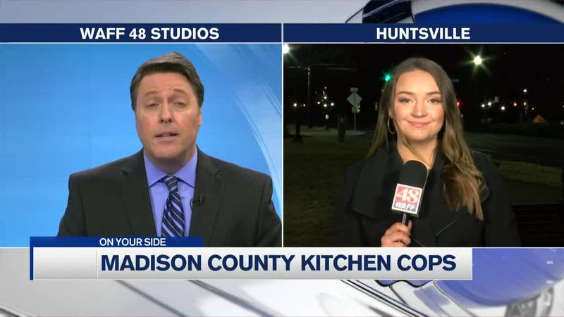 Madison County Kitchen Cops