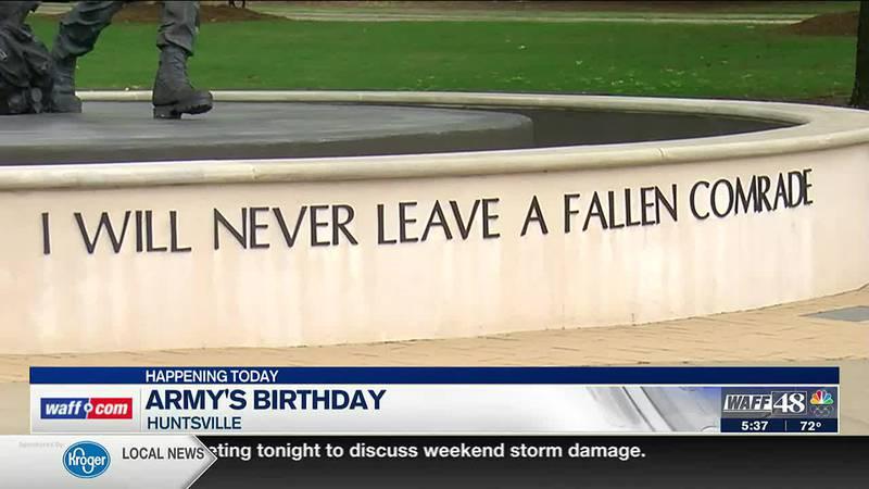 Celebrating the Army's 246th Birthday
