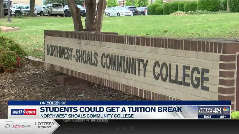 Northwest Shoals Community College offering half-off tuition