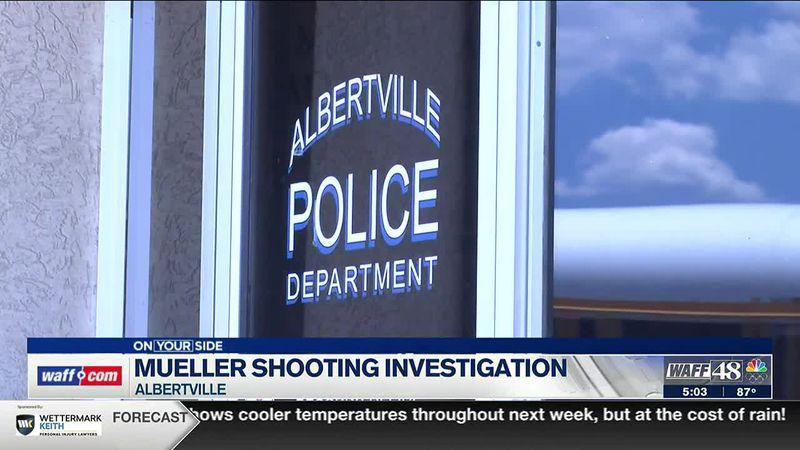 Albertville Mueller shooting investigation continues