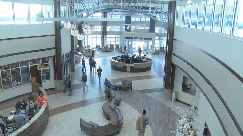 The North Alabama Medical Center is changing its visitor guidelines