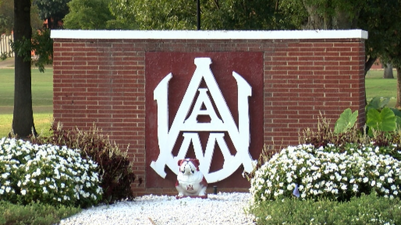 A representative for Alabama A&M tells us the case numbers are going down.