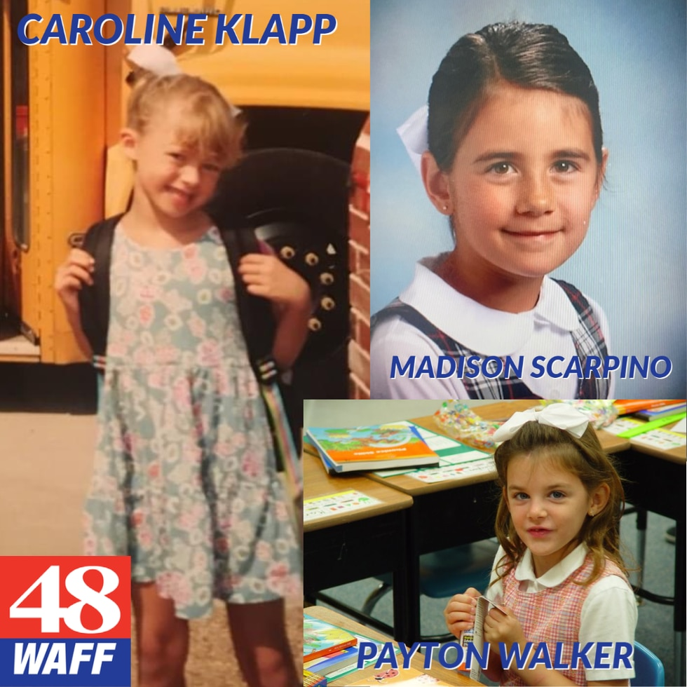 Back-to-school with the WAFF team