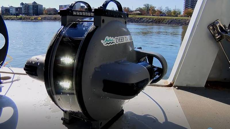 Team members say this will provide a safer environment for divers during search and rescues