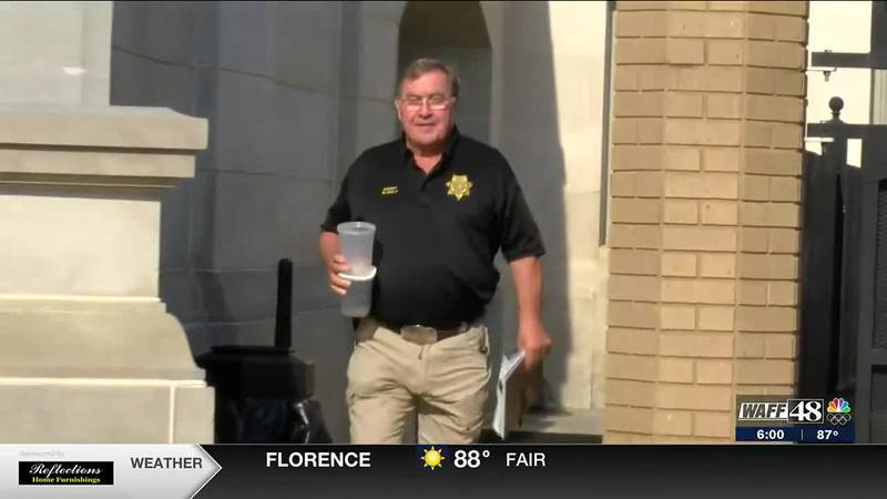Day 3 of Jury selection for Sheriff Mike Blakely trial