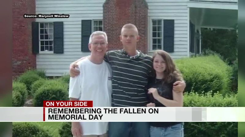 Remembering the fallen on Memorial Day