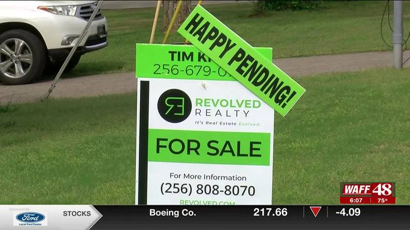 Housing shortage leaves buyers searching for a home