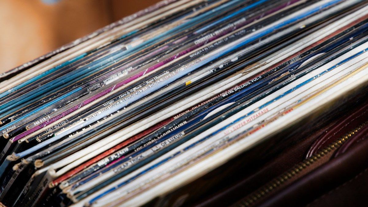 Saturday is Record Store Day. (Source: Stock image/Pixabay)