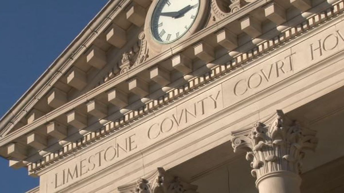 The march will start at the Limestone County Courthouse in Athens Saturday morning.