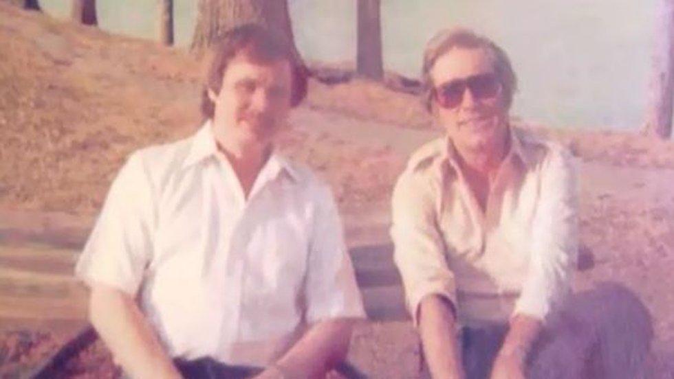 Gerald Murray and George Jones