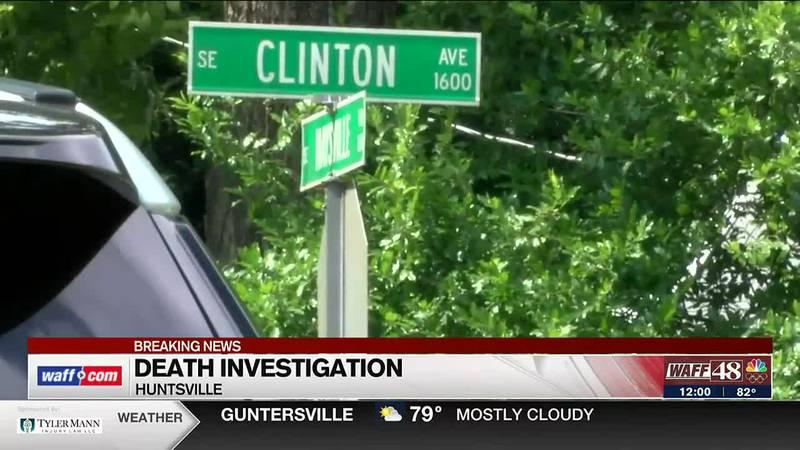 Death investigation continues in Huntsville