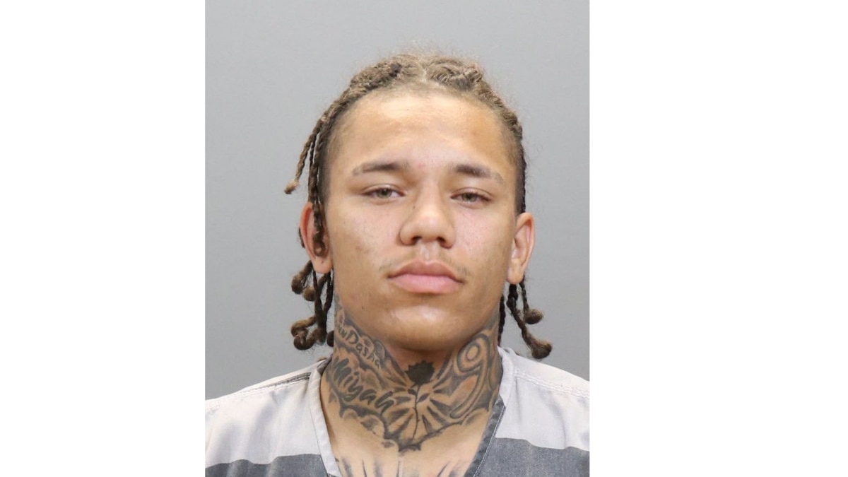 Isiah Carvin was charged after firing shots at his grandmother.