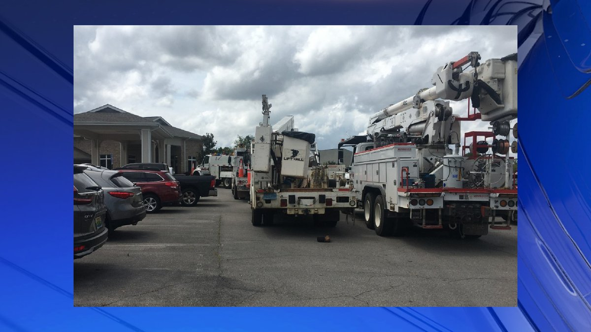 Large power outage in Huntsville