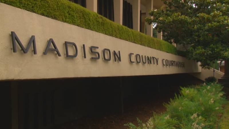 In Madison County, the average wait time for a capital murder case involving a suspect is 3 to...