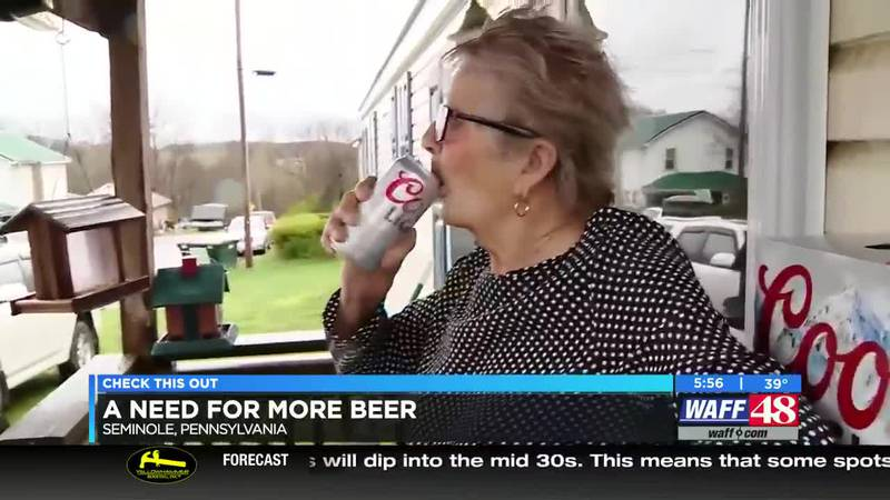 A need for more beer