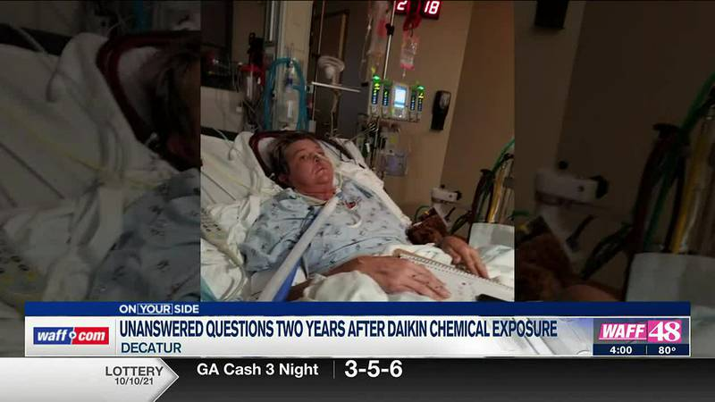 Unanswered questions two years after Daikin chemical exposure