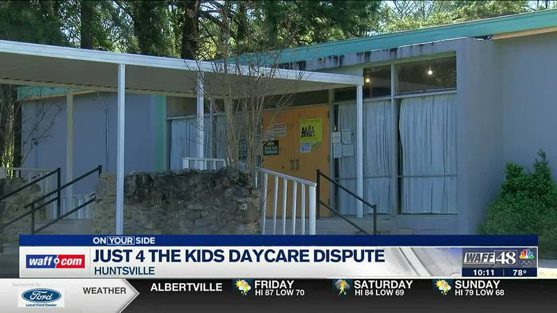 The Just 4 Kids Daycare dispute continues