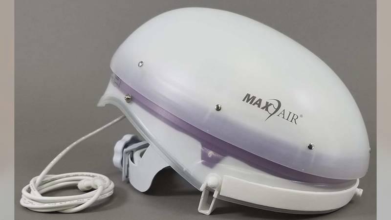 MaxAir CAPR Powered Air Purifying Respirators.