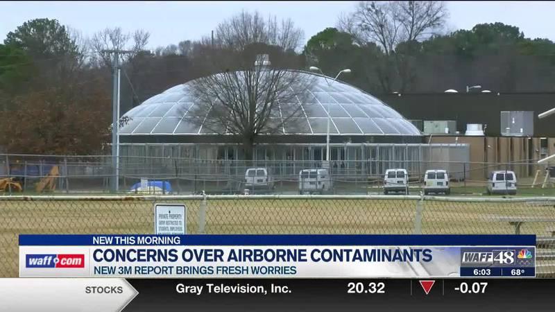 Concerns over contaminants