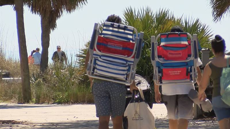 Spring Break season on Hilton Head Island takes off this month and officials are hoping people...