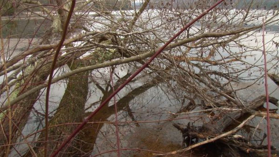 His body was found in the Tennessee River by Marshall County deputies.