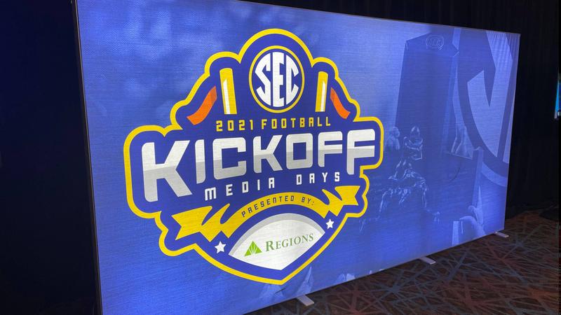 SEC 2021 Media Days