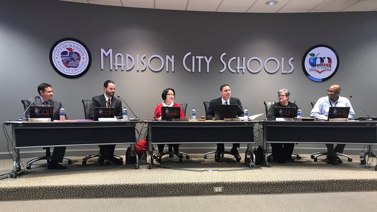 Madison City School receives $100,000 from local foundation to improve school security and...