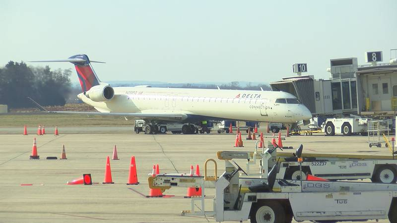WAFF found out Huntsville Airport will receive a check for $7 million.