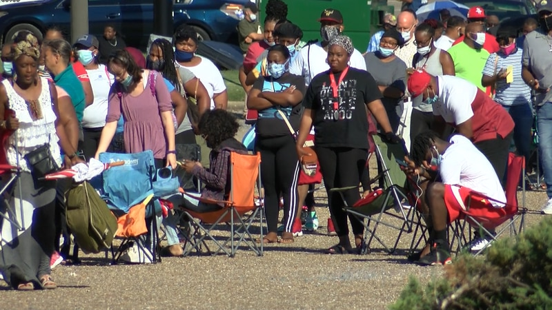 Hundreds of people from all over Alabama travel to Montgomery to speak with in-person...