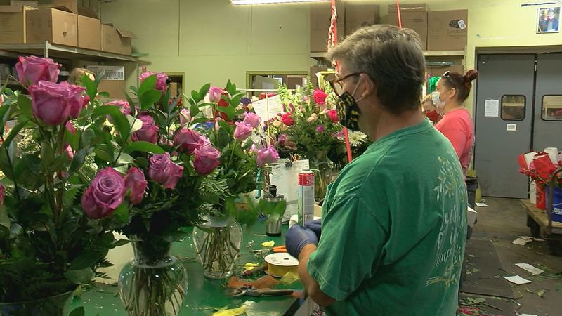 Mother's Day is less than 48 hours away and believe it or not, florists are scrambling to meet...