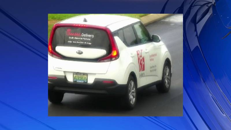 Police searching for stolen Chick-fil-A car in Huntsville