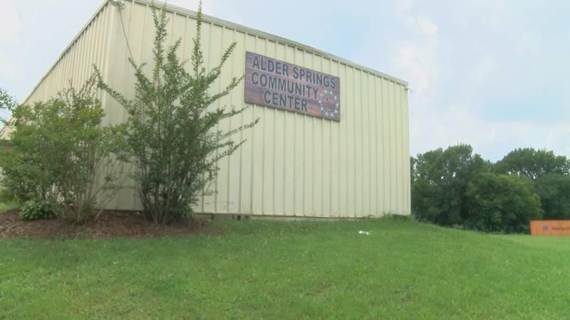 Alder Springs Community Center