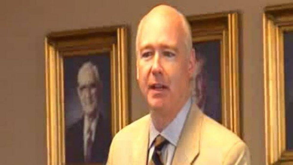 Congressman Robert Aderholt announced Geraldine will switch to sewer system.