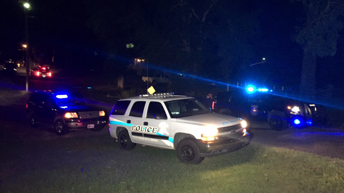 A man was killed in an officer-involved shooting in Morris. (Source: Greg Long/WBRC)