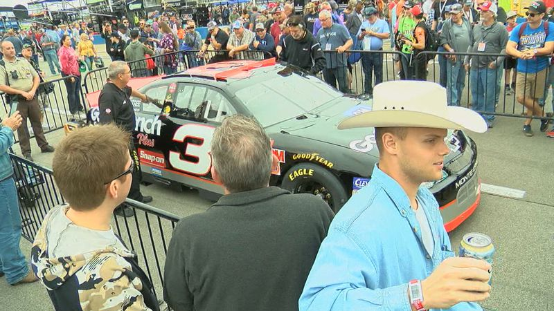 Next weekend, all eyes will be on Talladega Superspeedway as they welcome fans back to the...