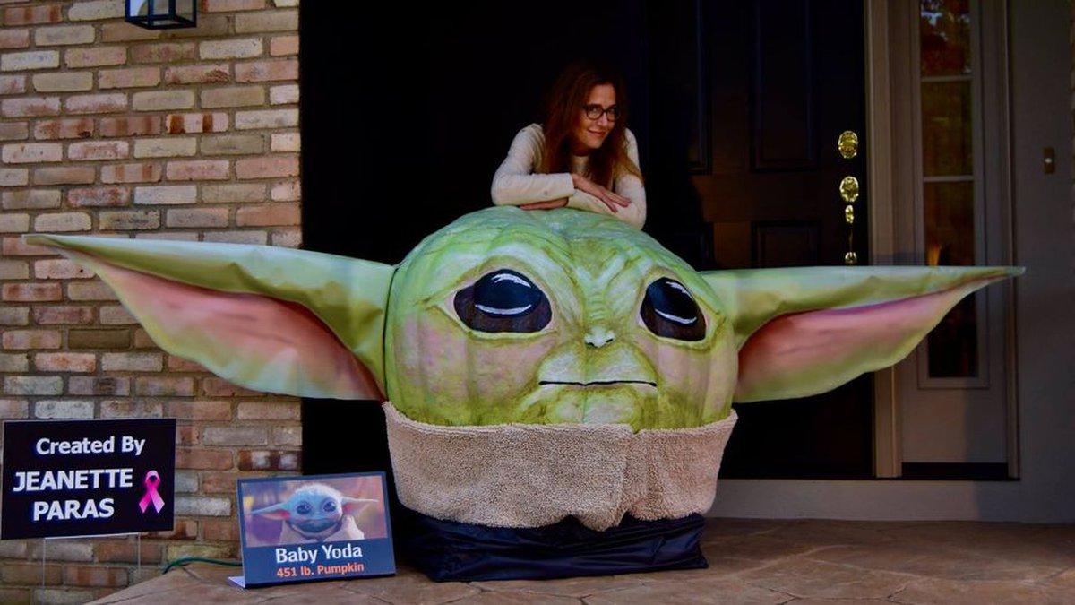 'Baby YodaKin'