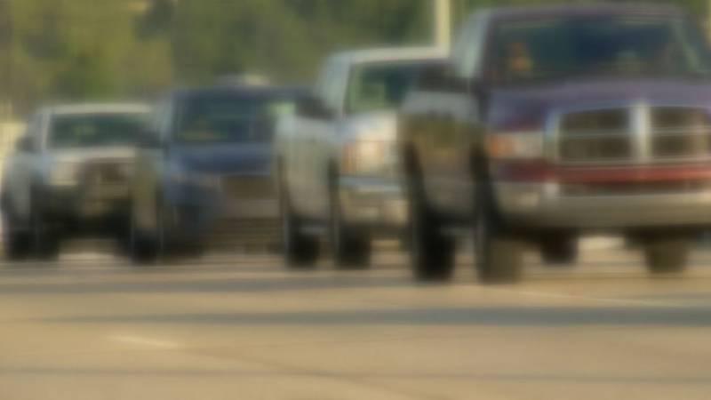 Traffic. (Source: WBRC video)