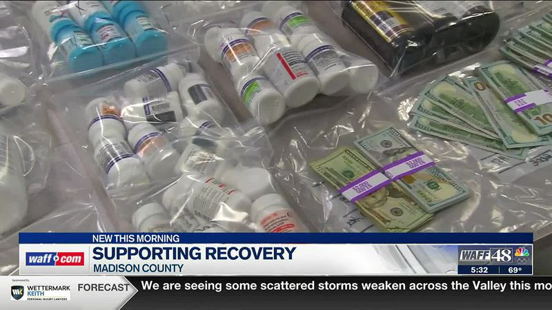 Supporting recovery in Madison County