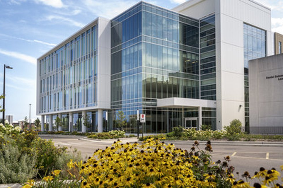 Rosalind Franklin University's Innovation and Research Park will use a $2 million matching...