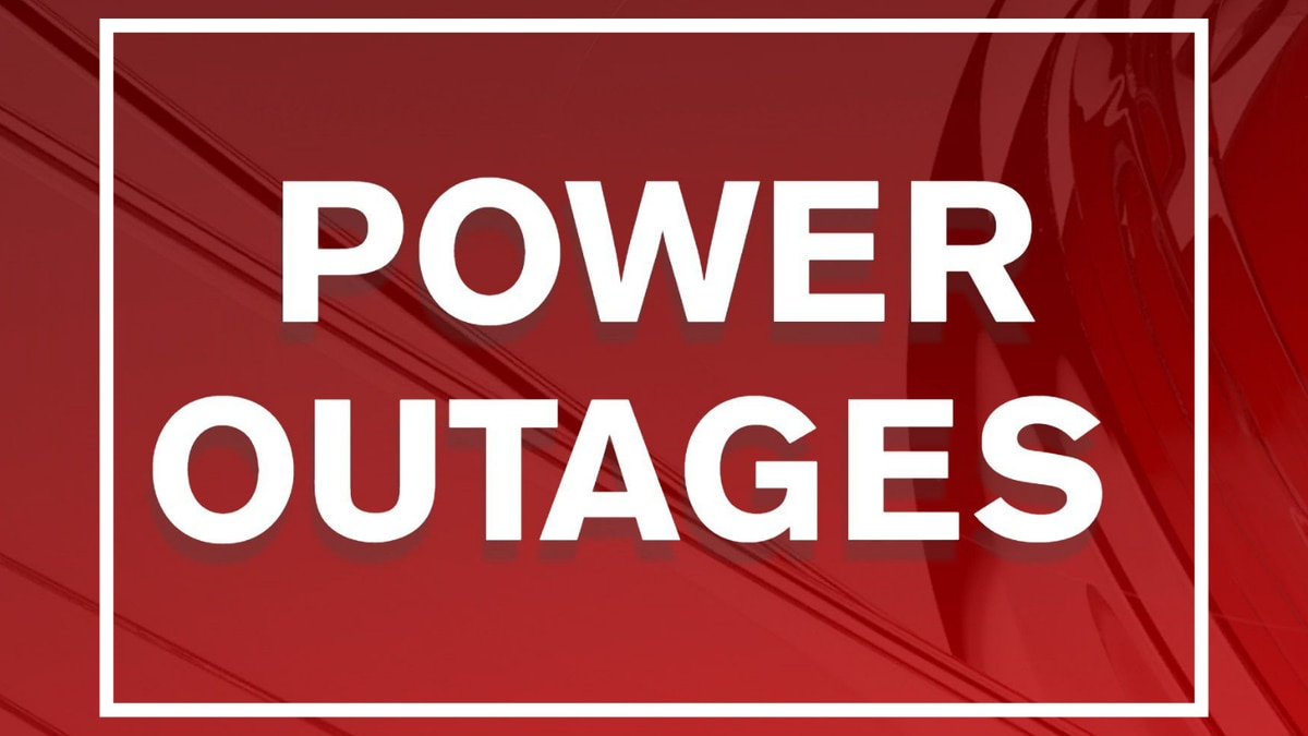 WAFF Power Outages